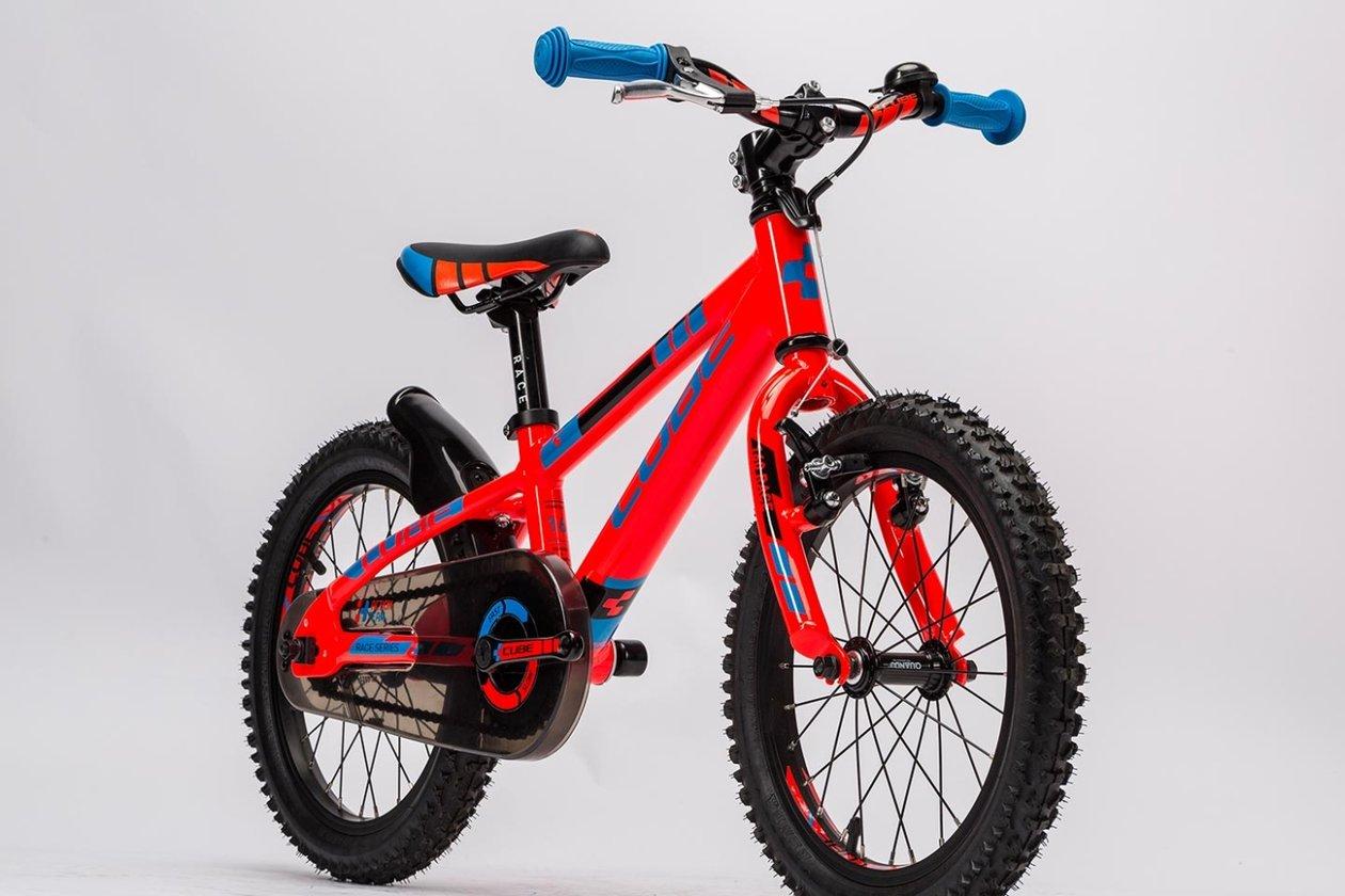 cube kid 160 action team 2016 16 zoll kaufen fahrrad xxl. Black Bedroom Furniture Sets. Home Design Ideas