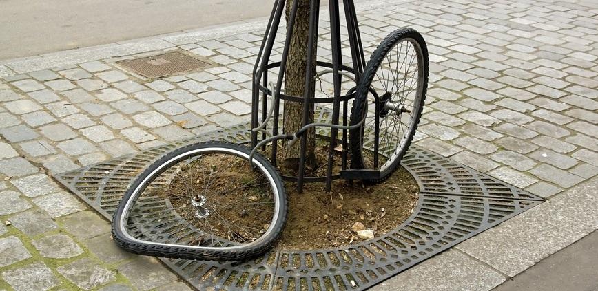Fahrraddiebstahl © neko92vl - Fotolia.com