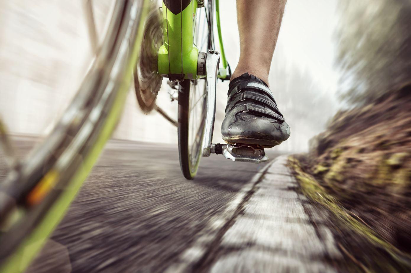 Fahrradbekleidung - die Füße: richtige Schuhwahl