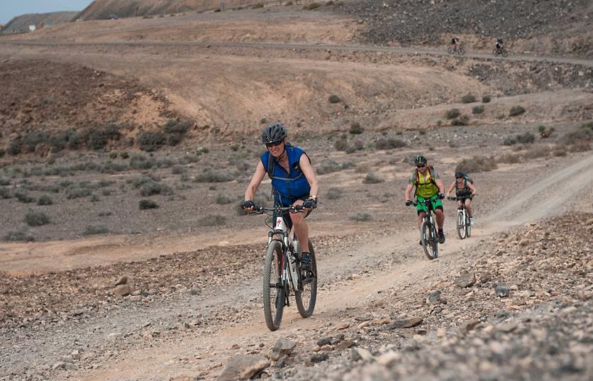 Mountainbike Tour Las Hermosas © Volcano Bike S.L. Fuerteventura