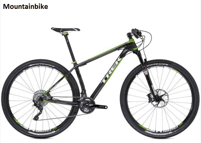 Mountainbike Trek Superfly 9 8 ©  Fahrrad-XXL