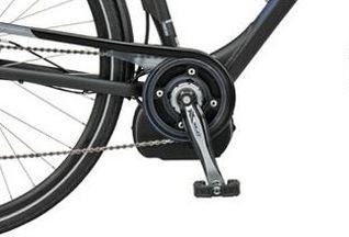 Mittelmotor E-Bike
