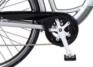 Vordernabenmotor E-Bike