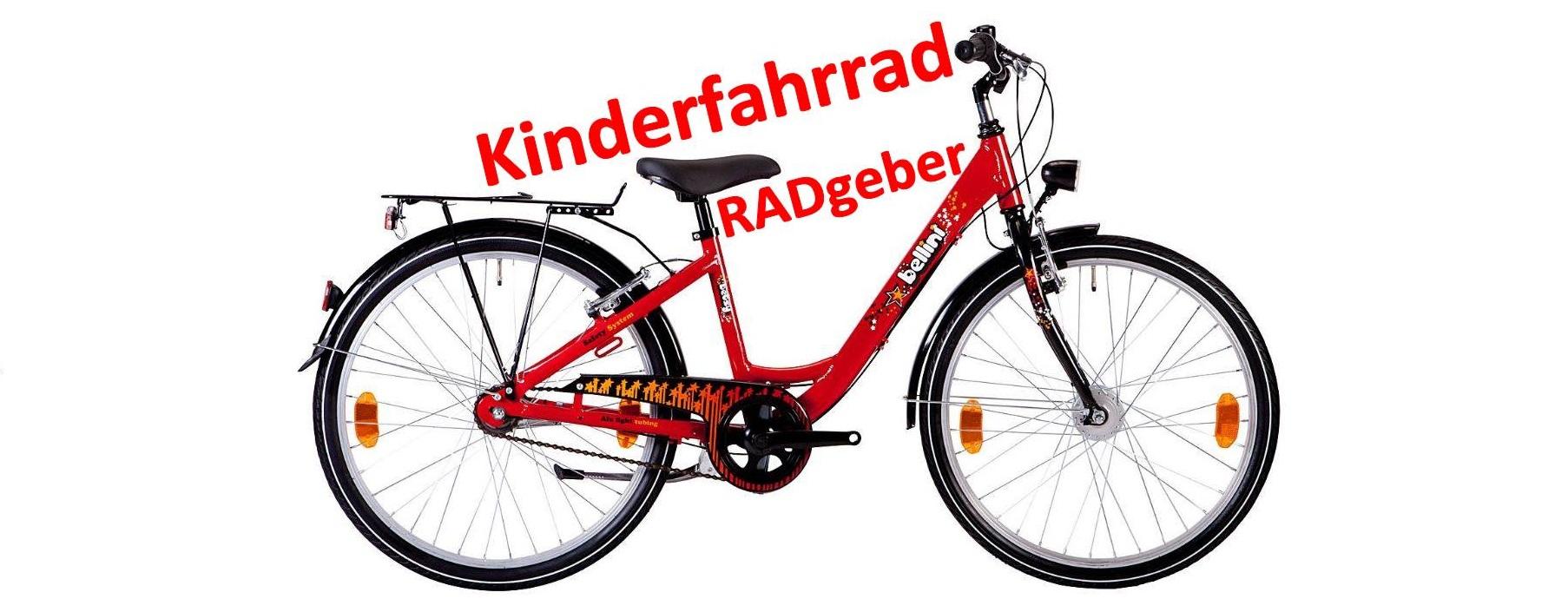 Kinderfahrrad Ratgeber © Fahrrad XXL