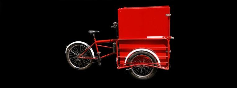 Das Lastenrad – ein Fahrrad der Zukunft?