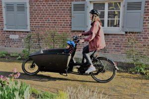 Das Lastenrad - ein Fahrrad der Zukunft?