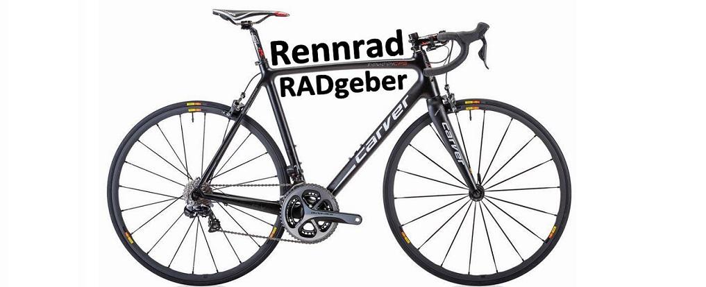 Der große XXL Rennrad RADgeber