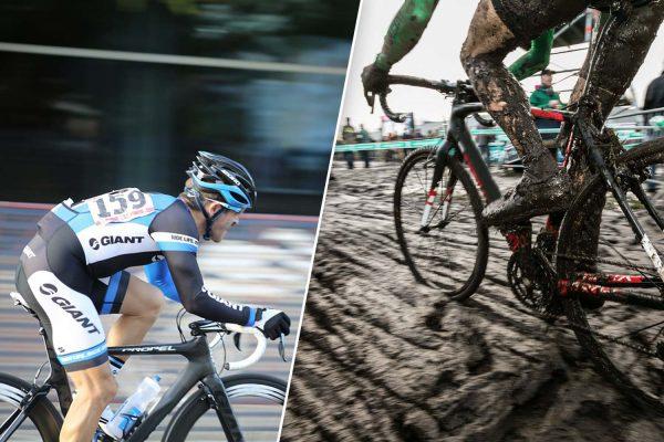 Rennrad vs. Cyclocross - welches Fahrrad passt zu dir?