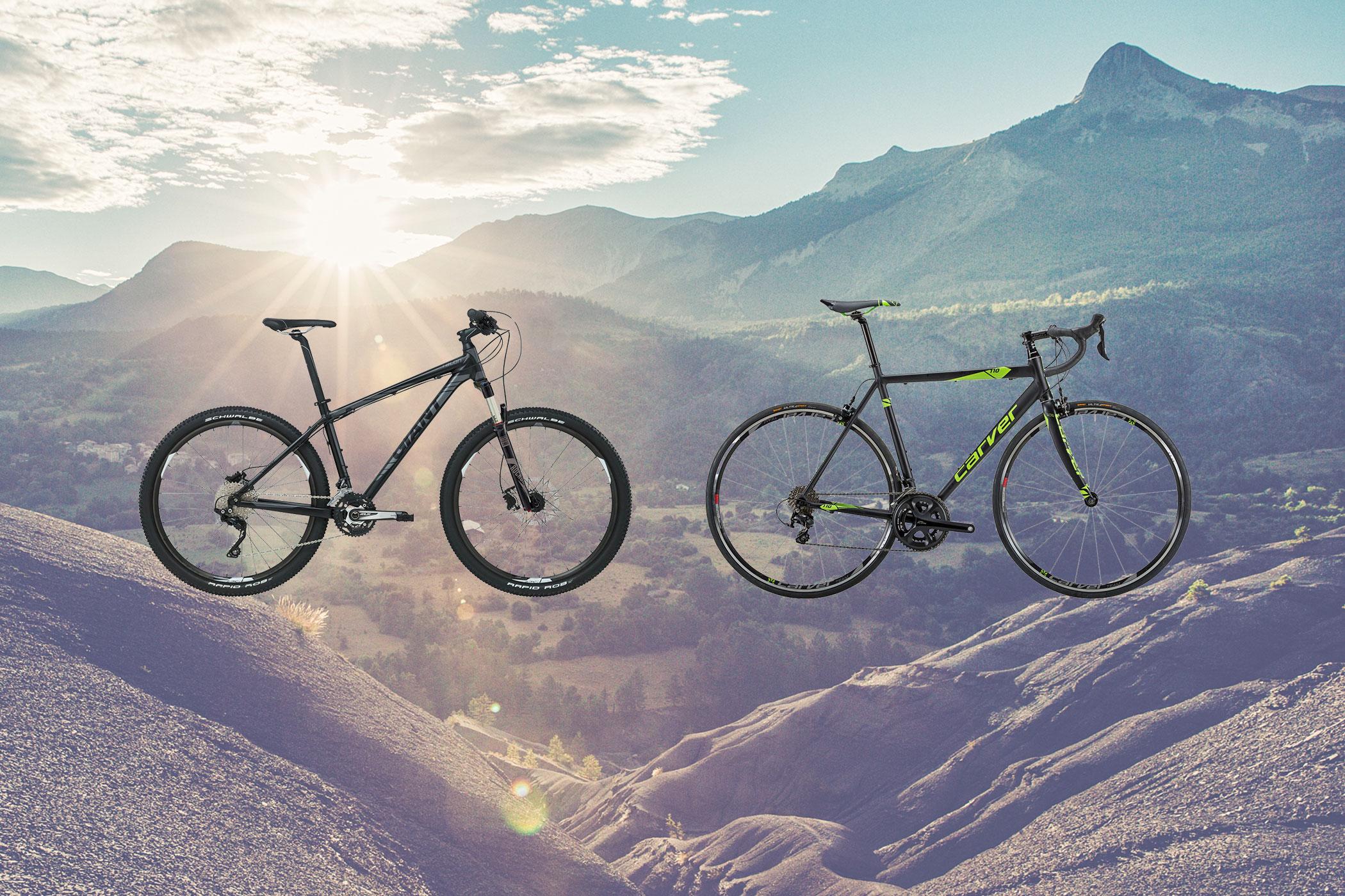 Rennrad oder Mountainbike? Was passt zu dir? | Fahrrad XXL Blog