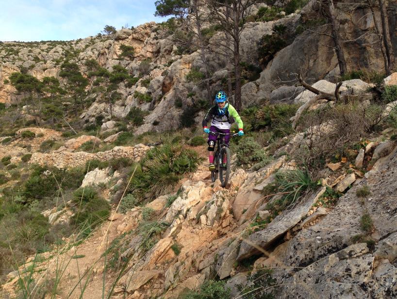 2 © Roxybike Mountainbike Mallorca