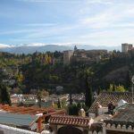 Granada mit Sierra Nevada © www.baetica-reisen.de