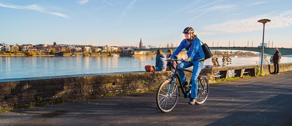 E-Bike im Alltags-Check © Schwind