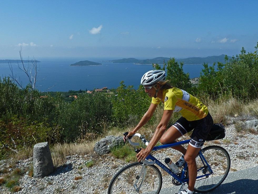 Die schönsten Rennrad-Strecken Teil 4: Entlang der Dalmatinischen Küste