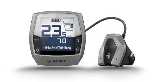 Bosch Intuvia eShift Nuvinci