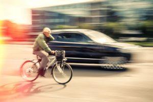 Bike vs. Car – was ist schneller?