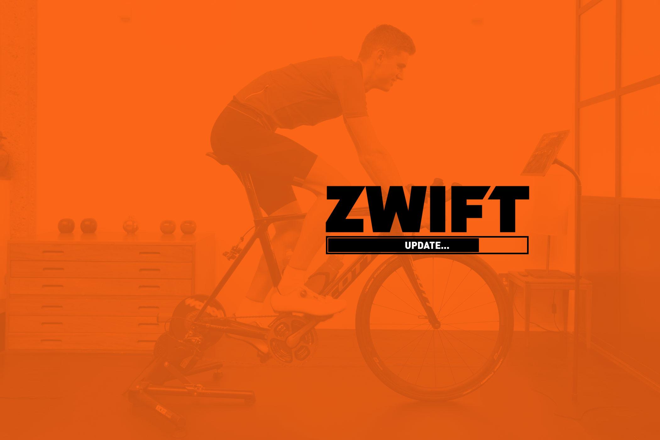 Zwift Update mit neuen Streckenabschnitten und KOMs - Fahrrad XXL Blog