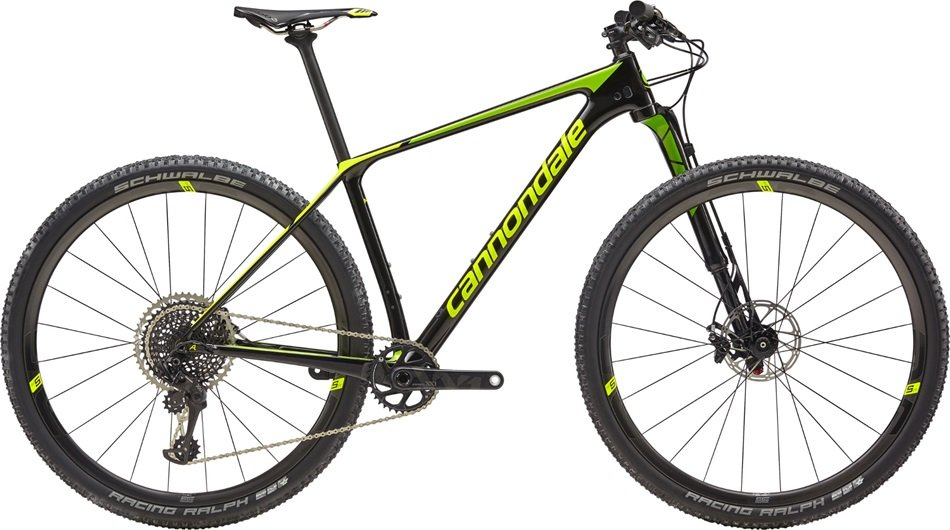 Cannondale F-SI World Cup Lefty Ocho