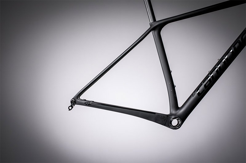Cannondale F-SI Save Carbon Struktur