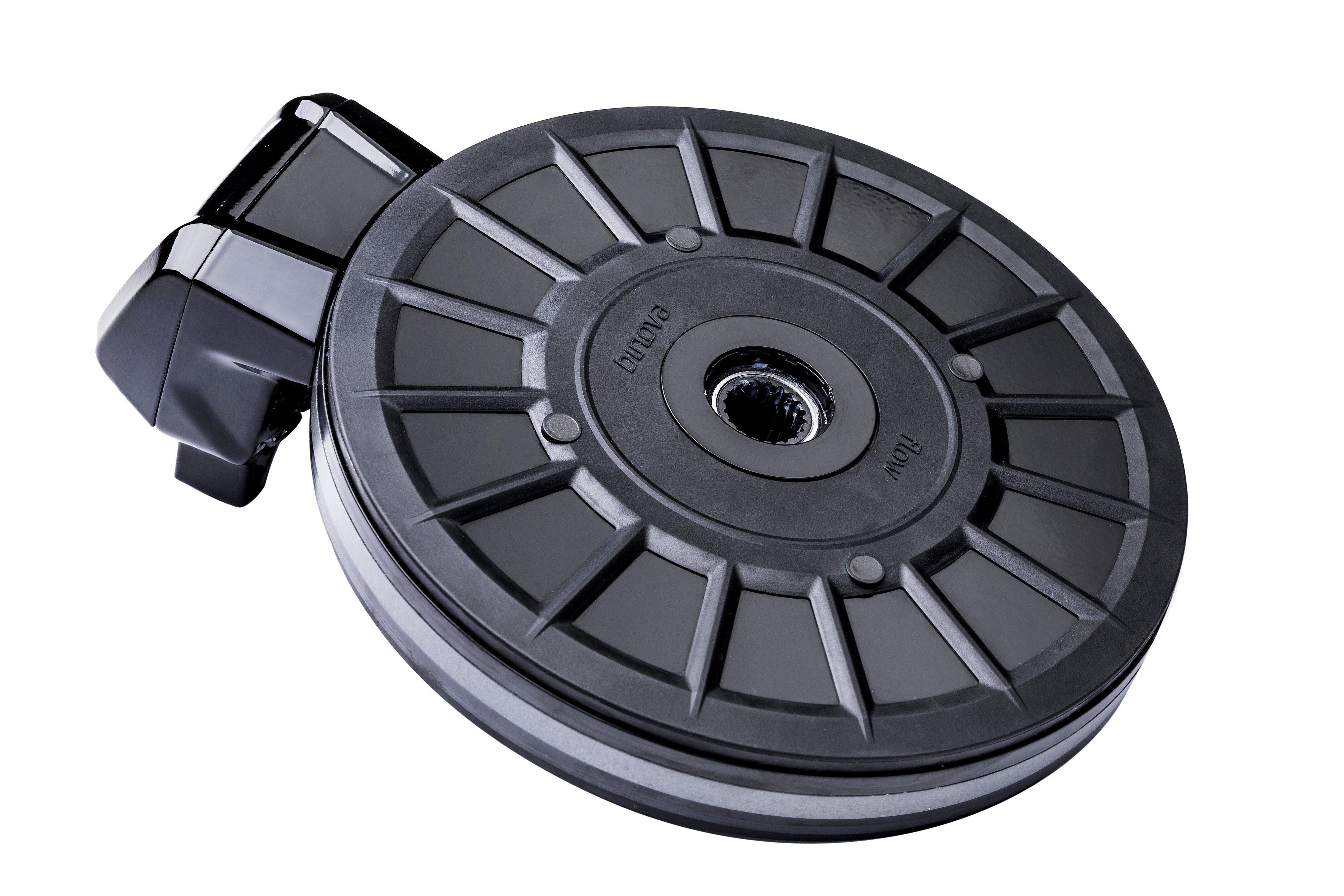 Binova Motor Vorderseite