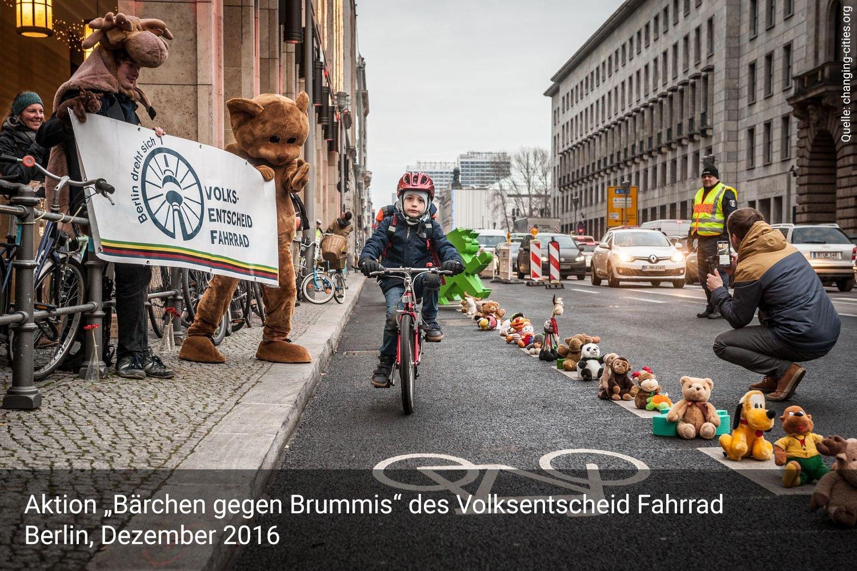 """""""In einem Berlin in 20 Jahren wird der Automobilverkehr die absolute Ausnahme sein!"""""""