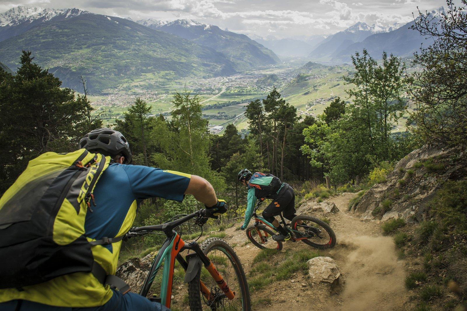 Scott Genius 2018 - ideales Mountainbike für jeden Trail?