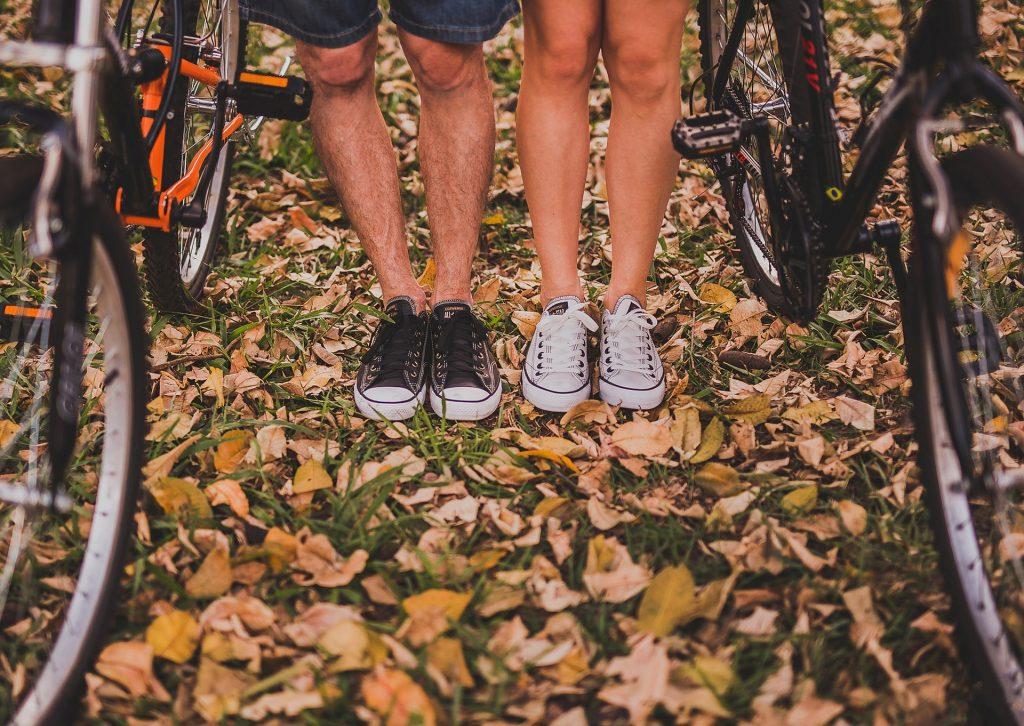 Das Fahrrad als idealer Partner zum Abnehmen
