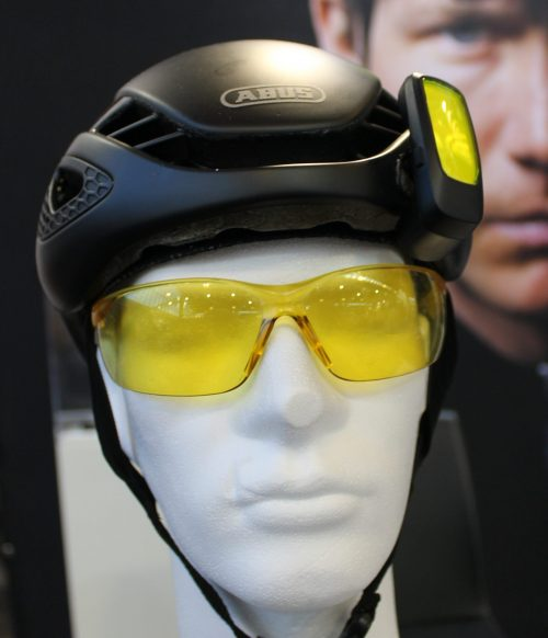 Eurobike 2018 Headup Display