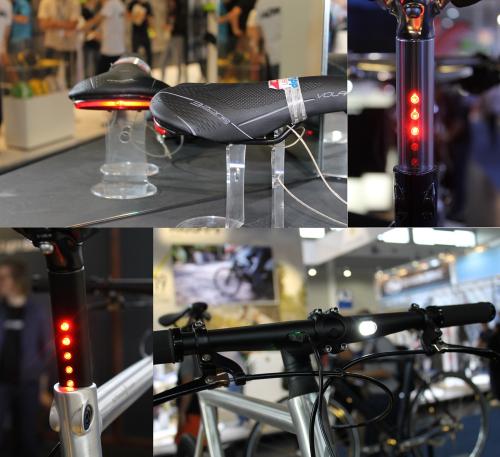 Eurobike 2018 Lichtintegration