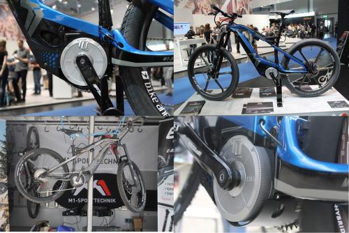 Eurobike 2018 M1 Sporttechnik