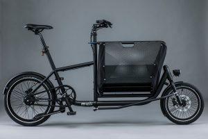 Kompakt und flexibel - das muli Lastenrad!
