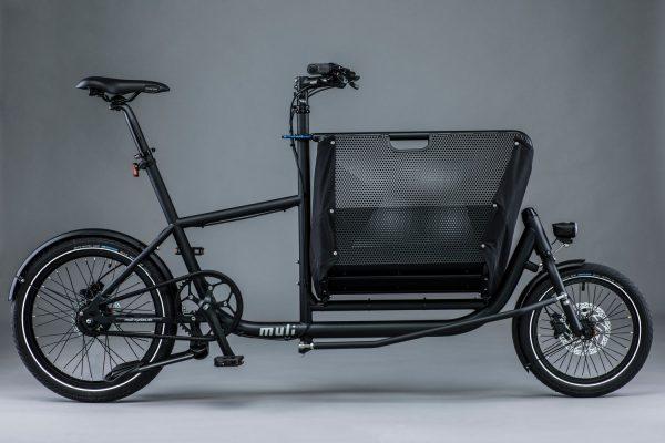 Kompakt und flexibel – das muli Lastenrad!