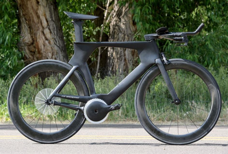 Ceramicspeed Driven – Konkurrenz für die Fahrradkette?
