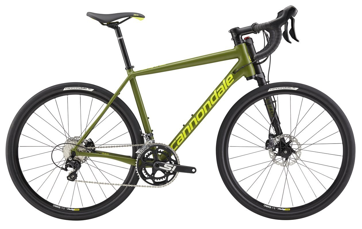 Cannondale Slate mit Lefty Oliver