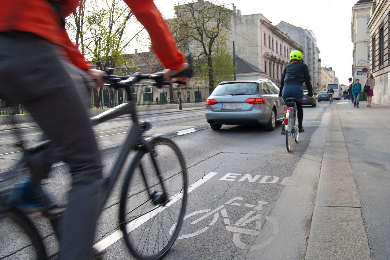 """""""Idealerweise ist das Radfahrbüro irgendwann überflüssig"""""""