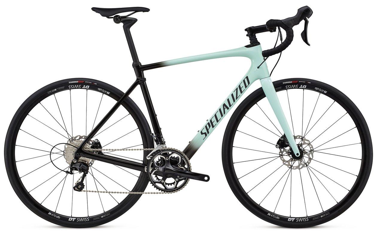 Specialized Roubaix mit Futur Shock und CG-R