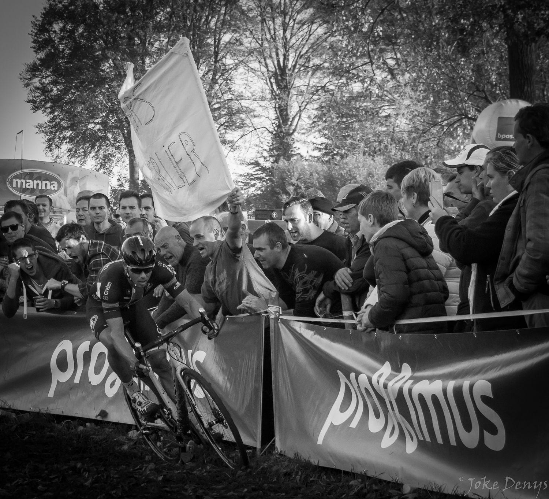 Cyclocross Rennen