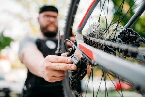 Die mobile Fahrradwerkstatt - nie wieder zur Werkstatt fahren