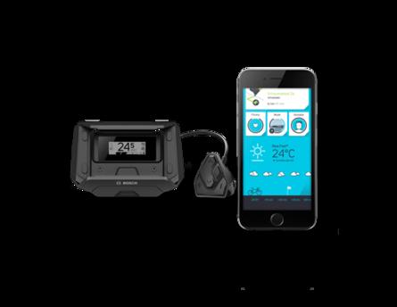 Bosch Smartphone Hub 2020