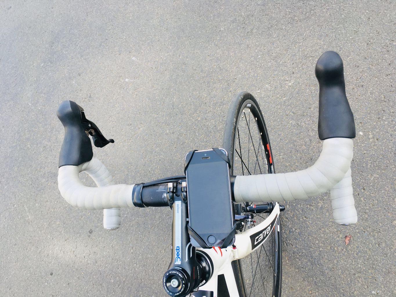 handyhalterung am fahrrad smartphone halterungen f r. Black Bedroom Furniture Sets. Home Design Ideas