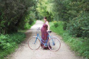 Radfahren in der Schwangerschaft - Babybauch und Fahrrad? Ja bitte!