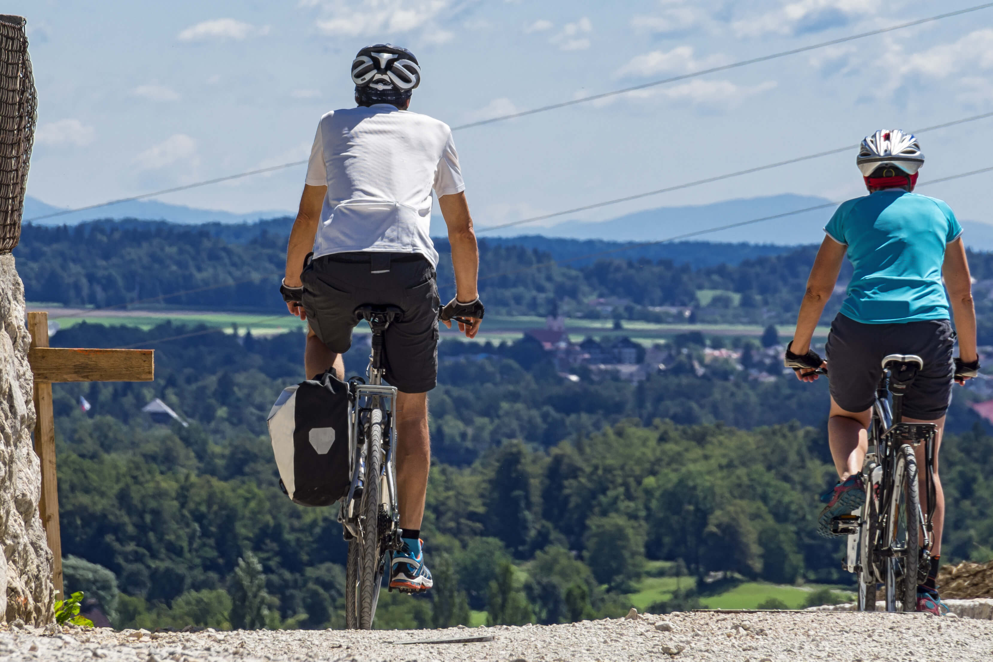 Alpenüberquerung mit dem Fahrrad » Transalp Tipps