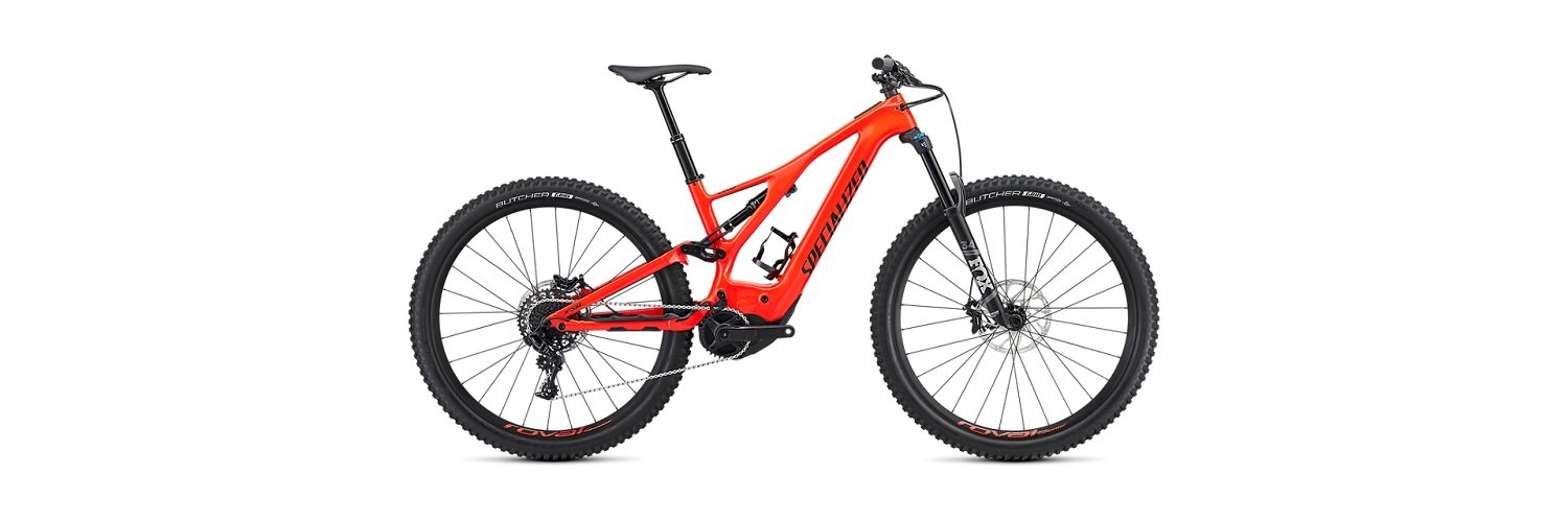 Turbo Levo Comp Carbon FSR Rocket Red/Black