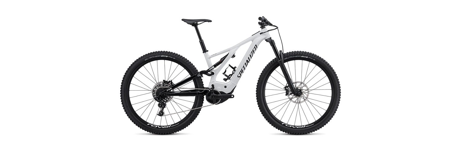 Turbo Levo Comp FSR White/Tarmac Black