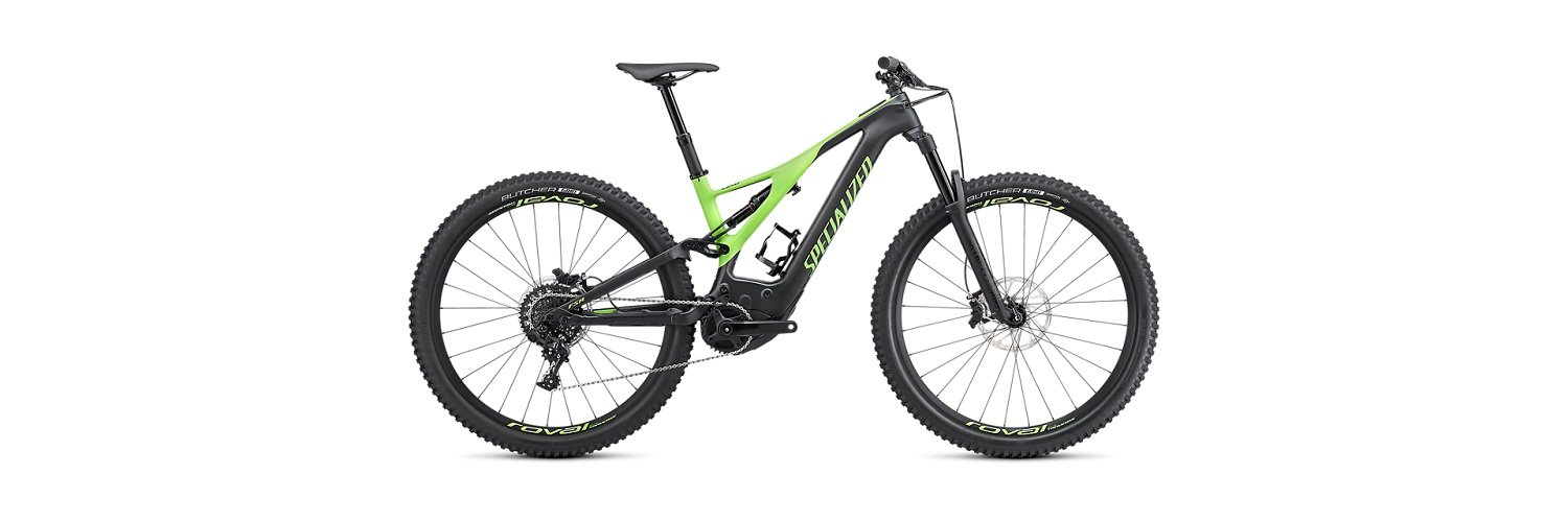 Turbo Levo Expert FSR Carbon monster Green