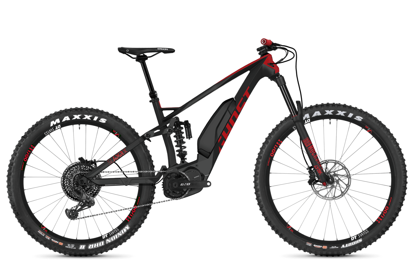Ghost 2019 Hybride SL AMR X S 7.7+ LC