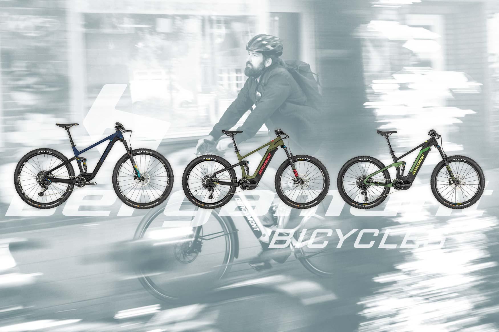 Bergamont Bikes 2019 Die Highlights Der Kommenden Saison