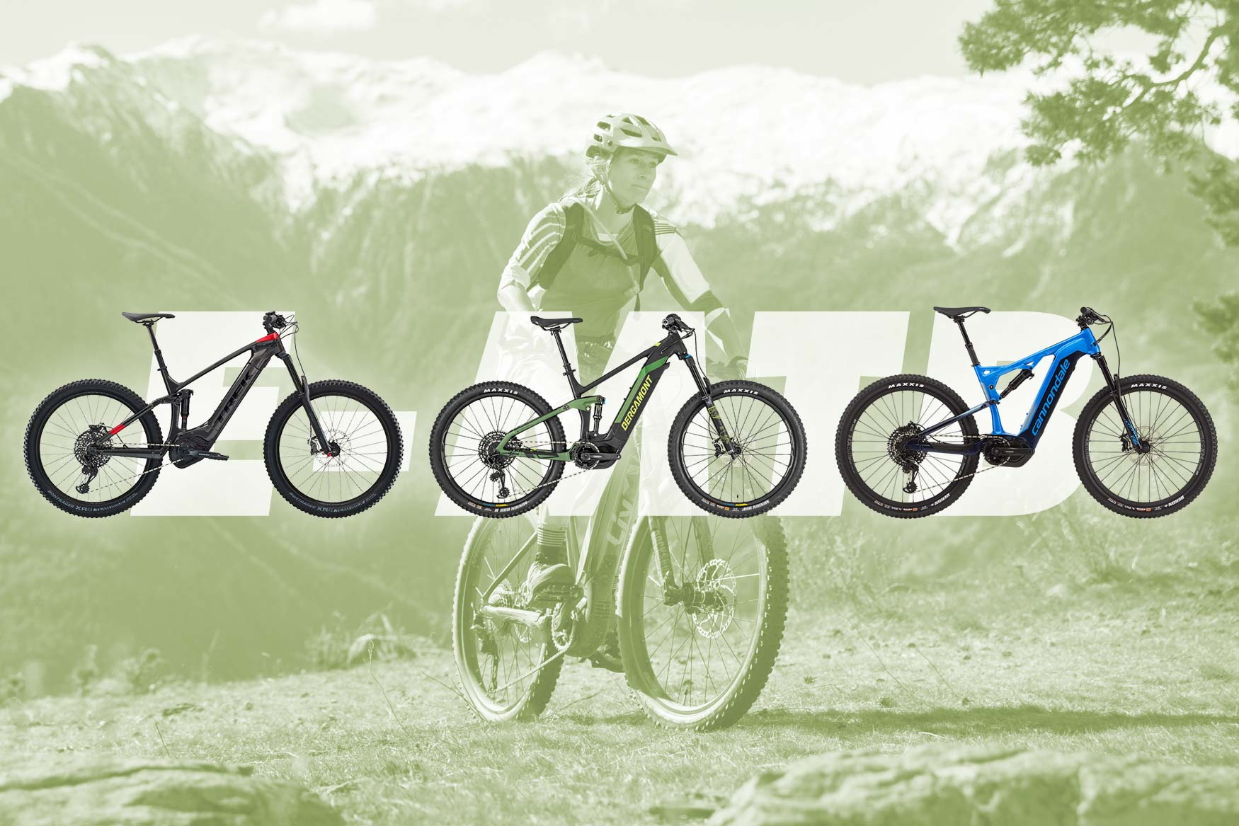 E-Mountainbike Neuheiten 2019