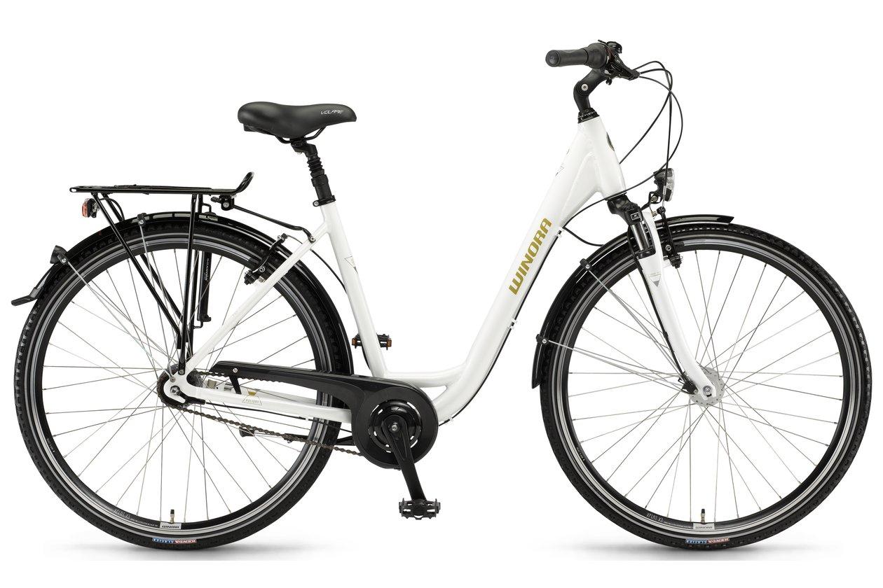 Ein Citybike kommt für jeden infrage, wer ein Bike für kurze alltägliche Fahrten auf der Straße sucht.