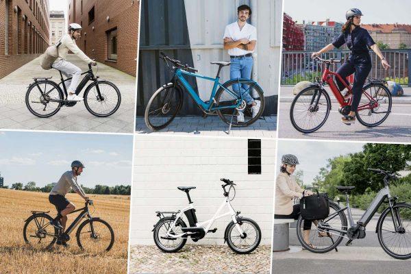 Kalkhoff E-Bikes 2019 - Produkte und Technik