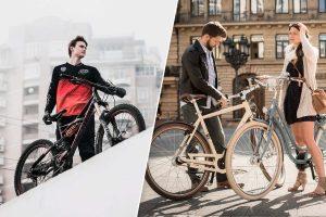 MTB vs Citybike